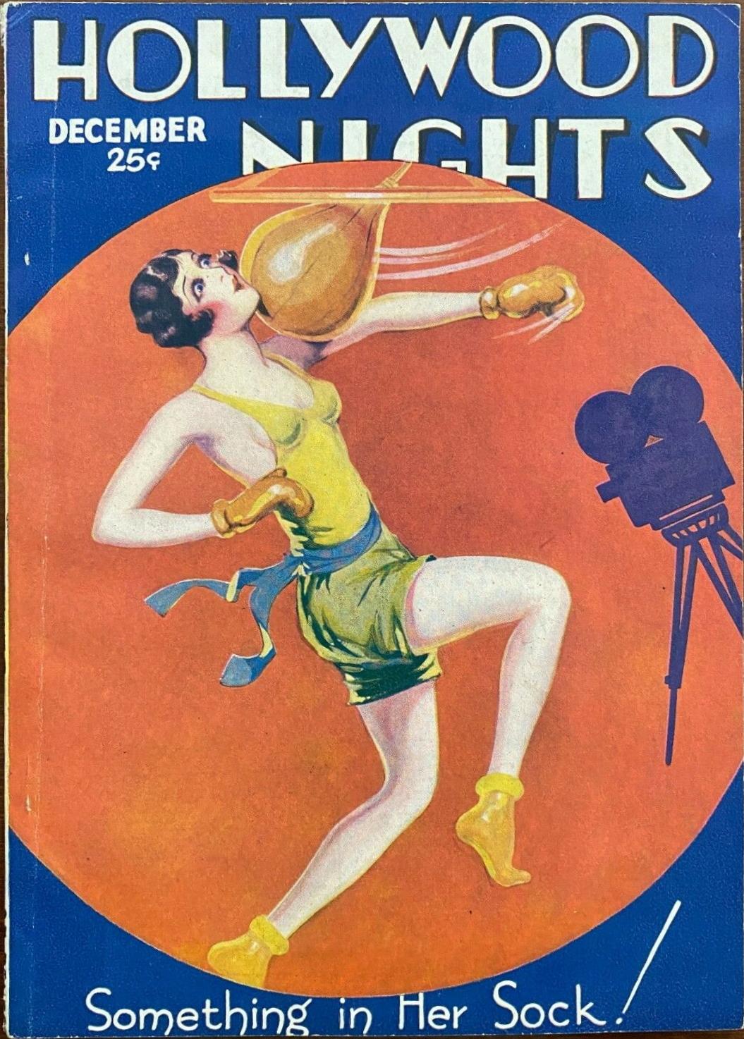 Hollywood Nights - December 1931